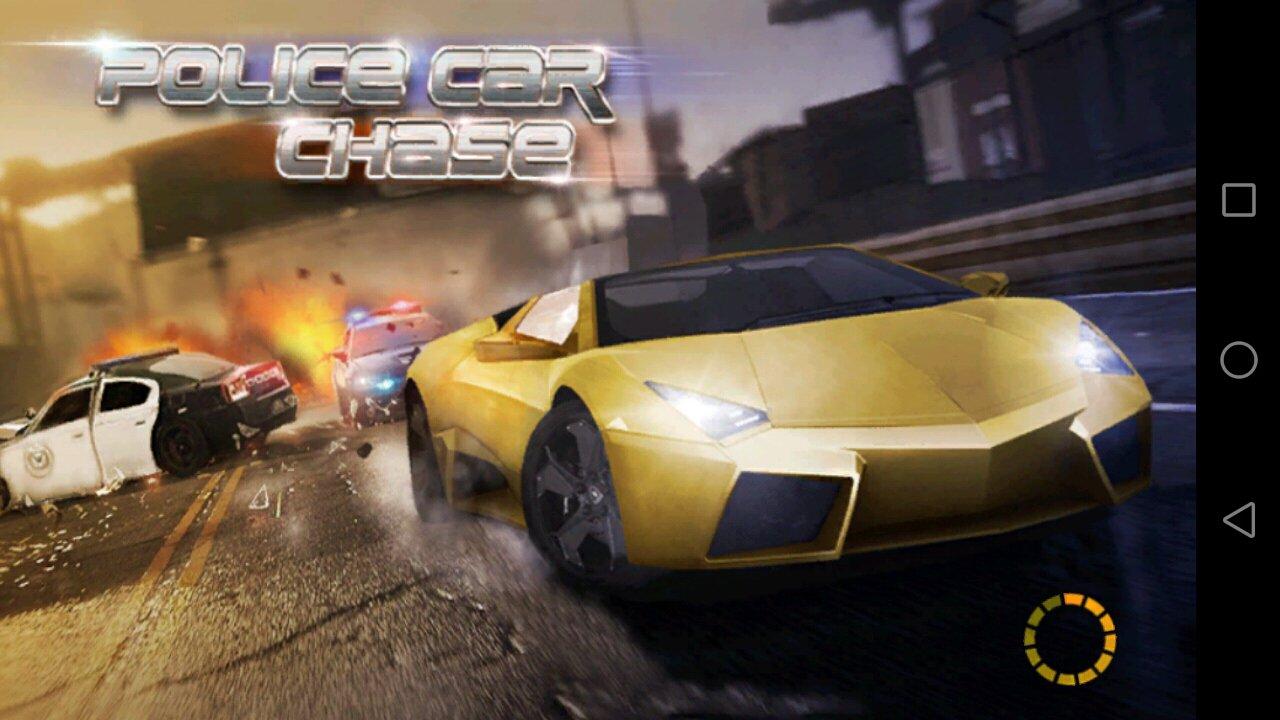 Chasse De Voiture De Police 1.0.4 - Télécharger Pour Android dedans Jeux De Voiture Qui Joue À 2