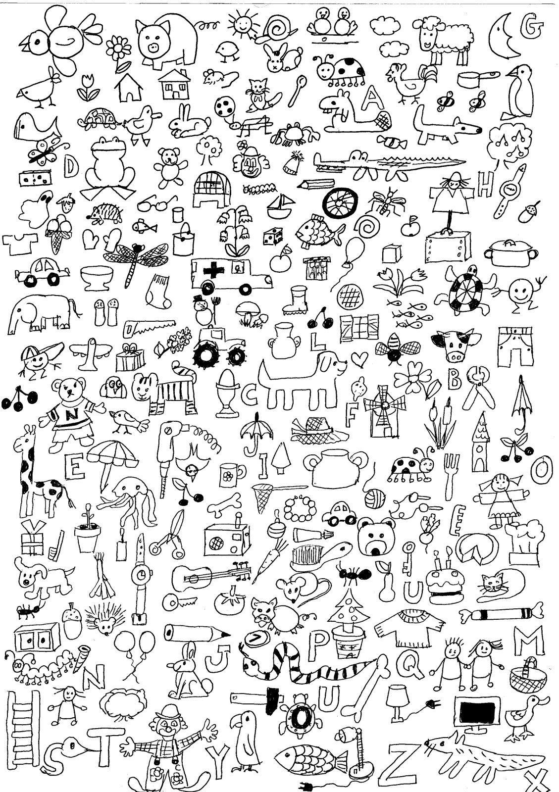 Cherche Et Trouve - Chez Camille tout Sudoku Cm2 À Imprimer