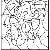 Classe De Ce1 | Coloriage Magique À Imprimer, Coloriage intérieur Coloriage Magique Cp Calcul