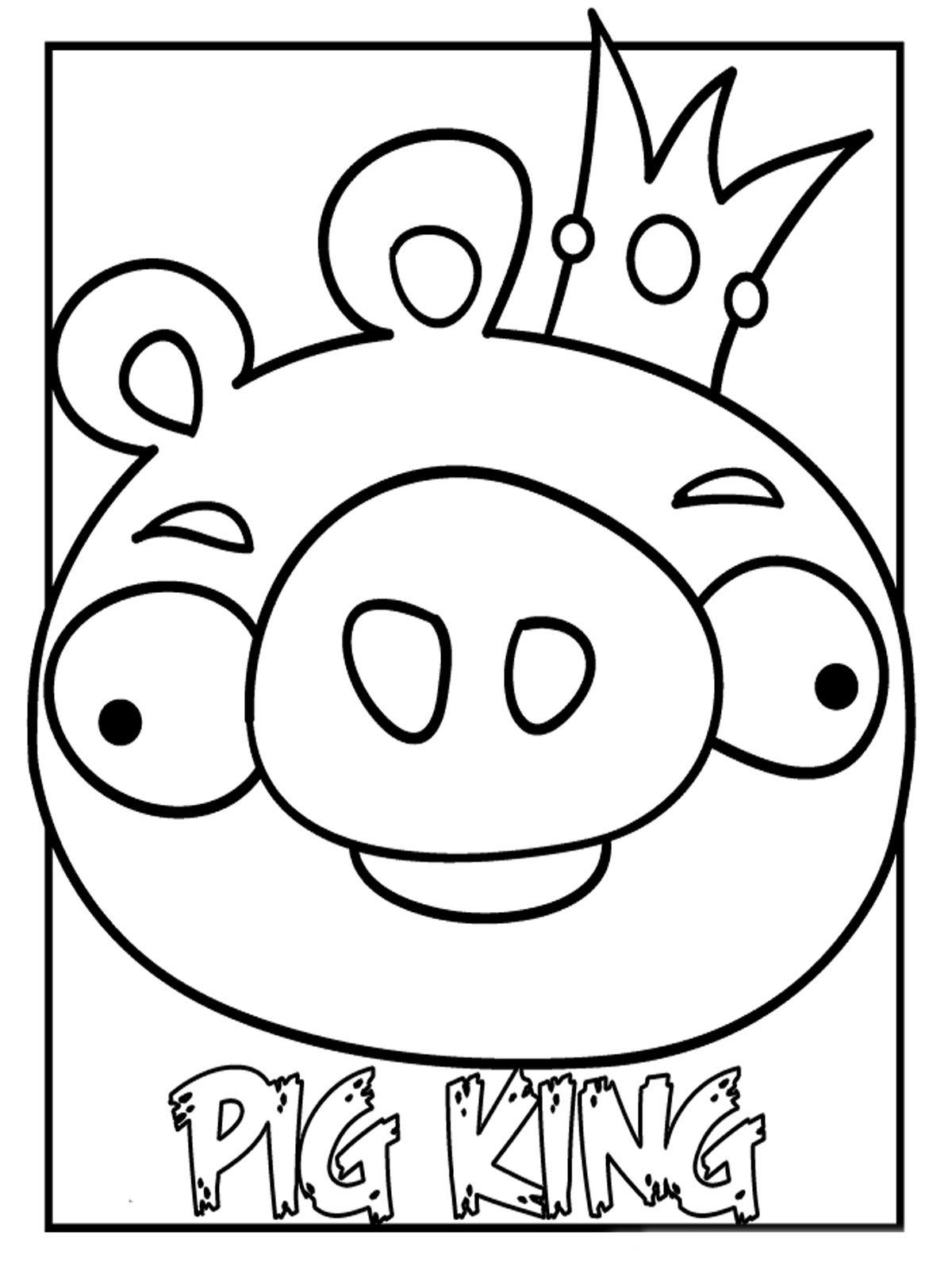 Cochon #18 (Animaux) – Coloriages À Imprimer intérieur Dessin À Colorier Cochon