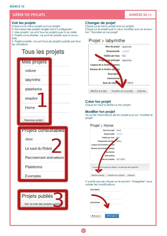 Coding Et Jeux Vidã©O : Simplebooklet tout Esquiver Mots Fleches