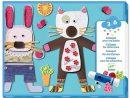 Collage Djeco Activité Manuelle Pour Enfants Dès 3 Ans avec Activité Manuelle Enfant 3 Ans