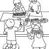Coloriage À Dessiner La Rentrée Des Classes En Maternelle serapportantà Coloriage Classe Maternelle