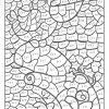 Coloriage À Imprimer : Chiffres Et Formes - Coloriages concernant Coloriage Magique Cp Calcul