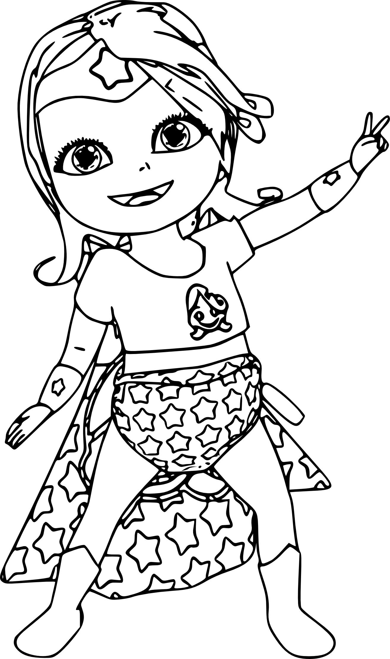 Coloriage Bebe Lilly Et Dessin À Imprimer destiné Jeux De Bébé Lilly