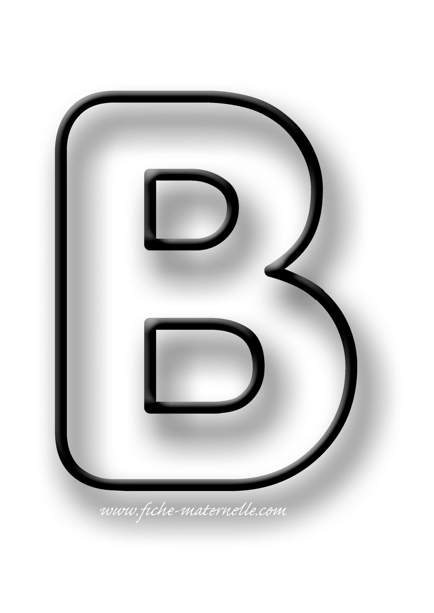 Coloriage Des Lettres | Lettre A, Coloriage Alphabet destiné Alphabet À Colorier Maternelle
