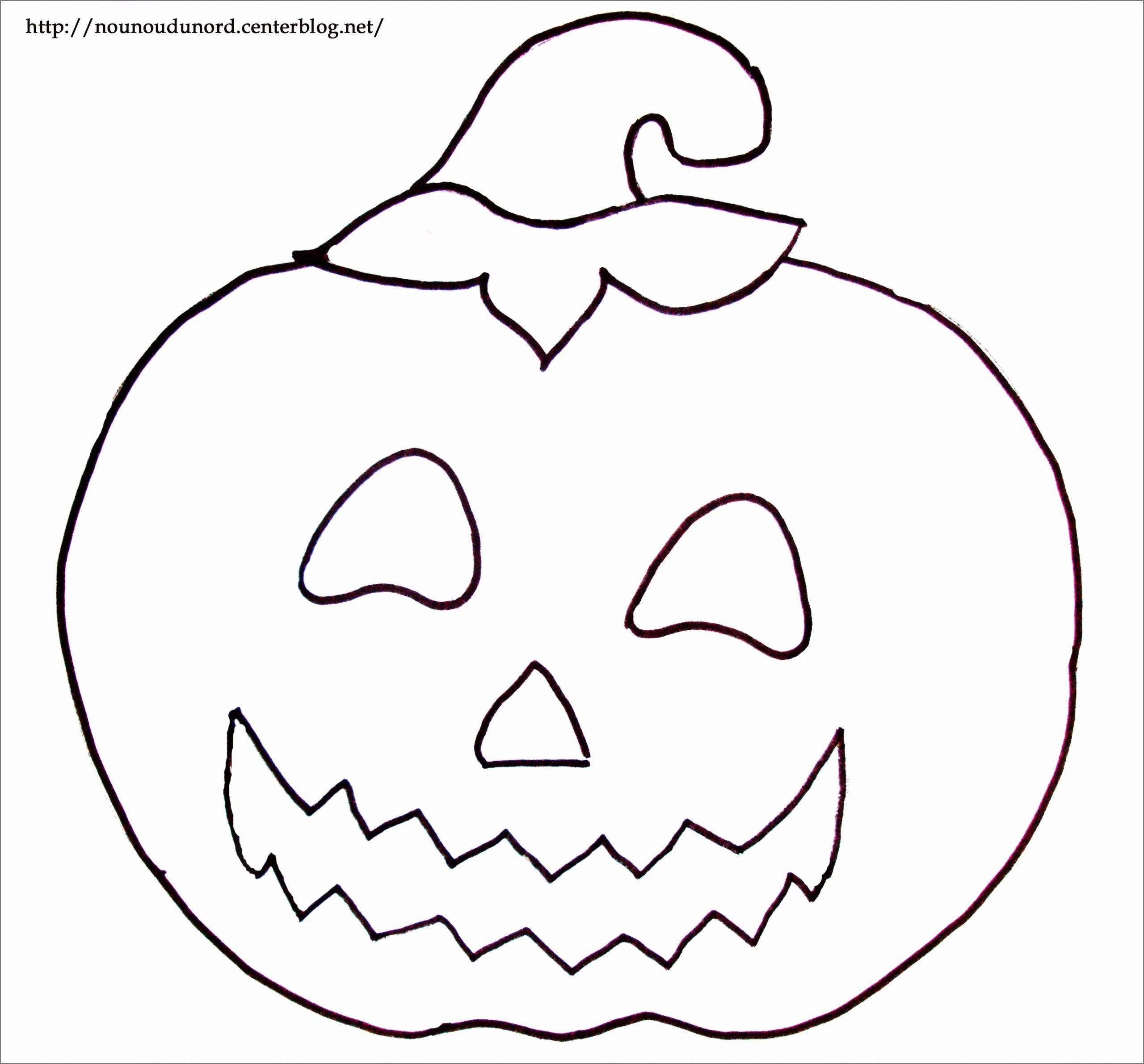 Coloriage Halloween A Imprimer Citrouille Génial Coloriages dedans Dessin Halloween Citrouille A Imprimer Gratuit