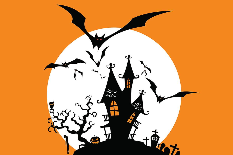 Coloriage Halloween Chauve-Souris Sur Hugolescargot tout Apprendre À Dessiner Halloween