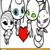 Coloriage Ladybug Chat Noir Dessins For Android - Apk Download destiné Coloriage De Chat En Ligne