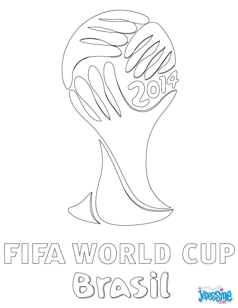 Coloriage Logo De Foot - Les Beaux Dessins De Sport À avec Coloriage De Foot En Ligne