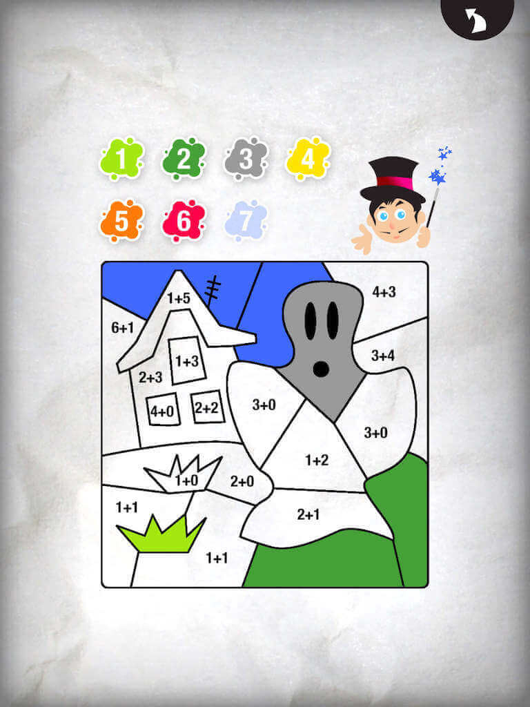 Coloriage Magique Pour Enfants - A&r Entertainment encequiconcerne Coloriage Magique Pour Enfant
