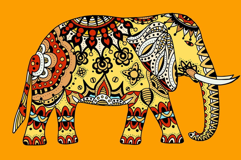 Coloriage Mandala Animaux Sur Hugolescargot concernant Image D Animaux A Imprimer En Couleur