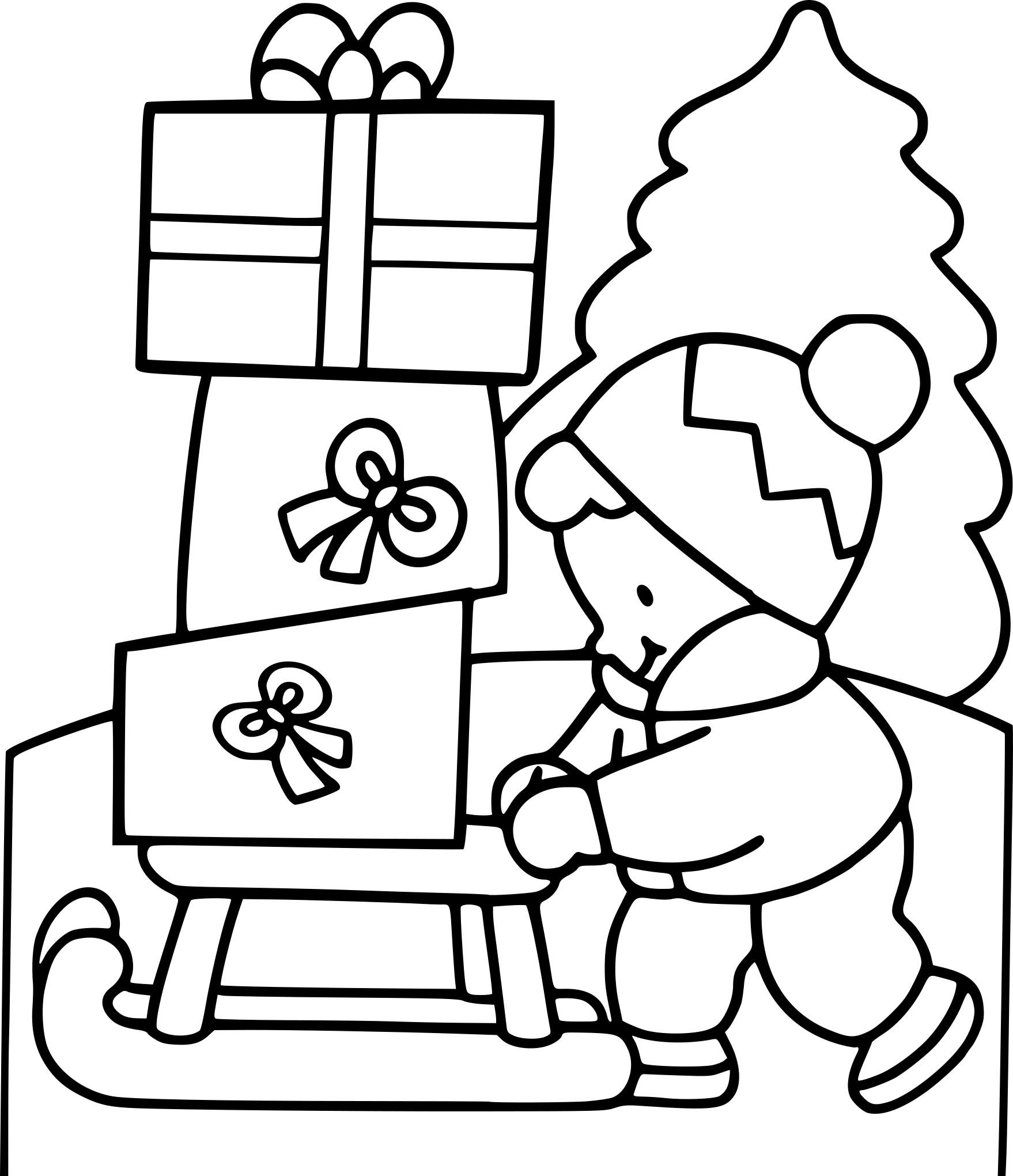 Coloriage Noël 3 Ans À Imprimer Sur Coloriages intérieur Coloriage Pour 3 Ans À Imprimer