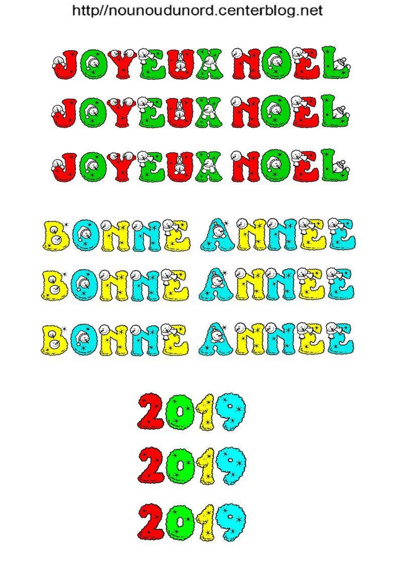Coloriage Noel Ecriture Texte dedans Ecriture De Noel A Imprimer