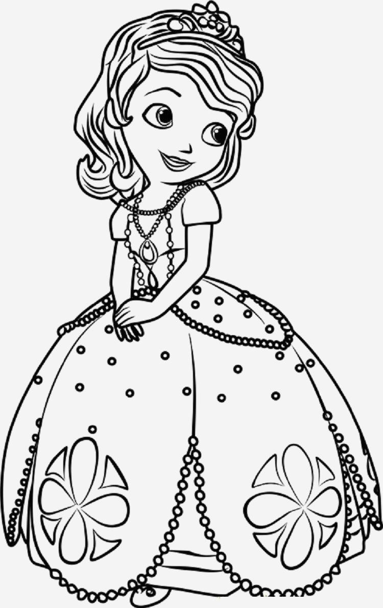 Coloriage Princesse Sofia Sirene Archives - Coloriages Gratuits avec Coloriage Princesse Sirene