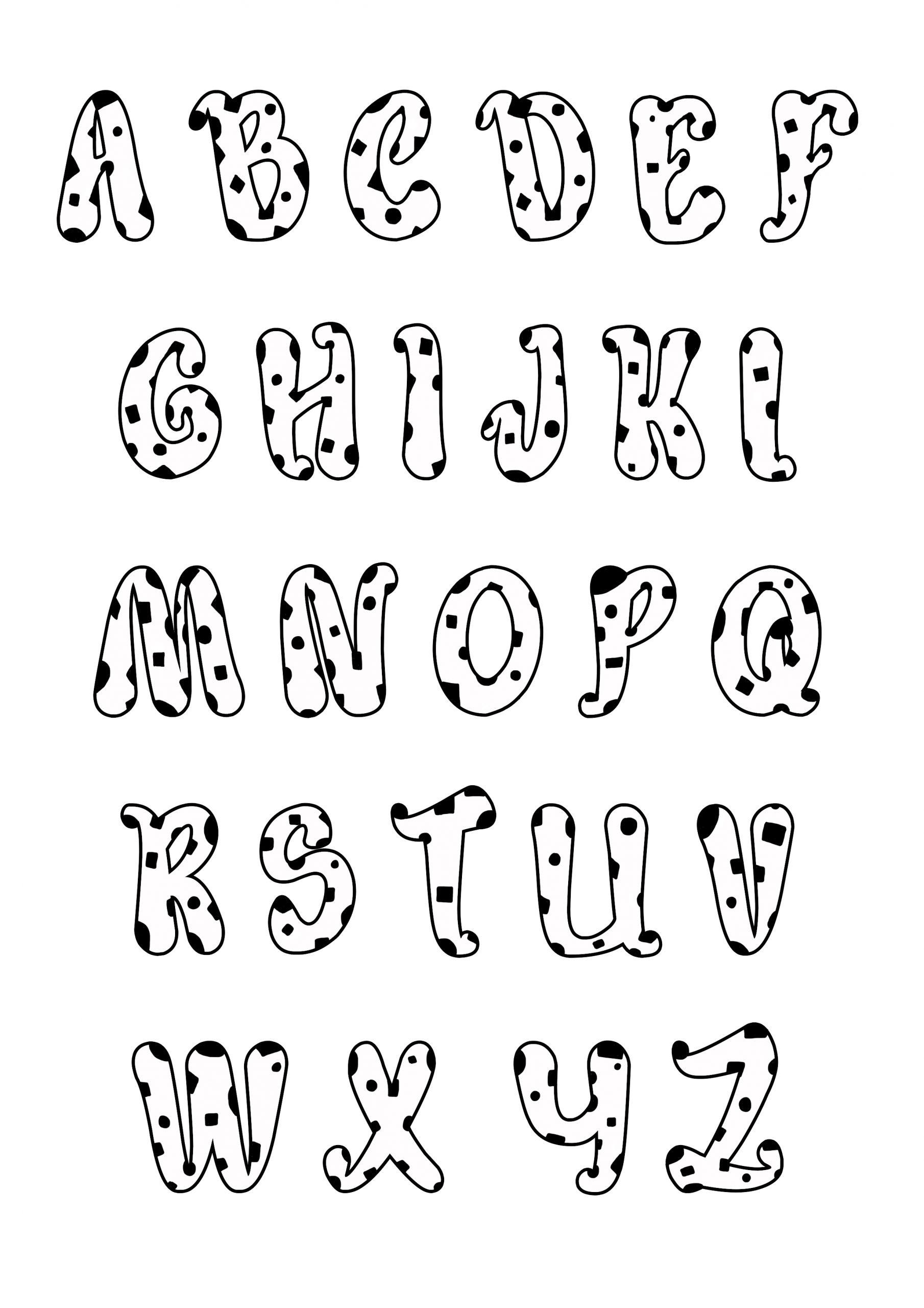 Coloriages Alphabet Et Lettres avec Alphabet À Colorier Maternelle