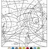 Coloriages Par Numéros - Graphick-Kids dedans Coloriage Magique Pour Enfant