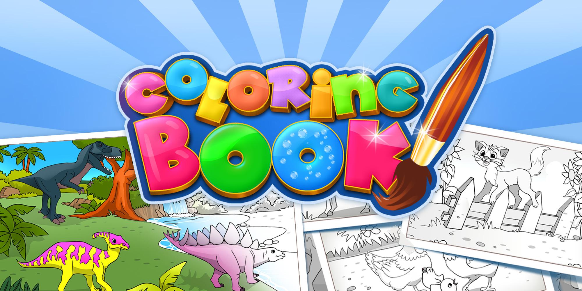 Coloring Book | Jeux À Télécharger Sur Nintendo Switch à Tous Les Jeux Gratuits Pour Filles