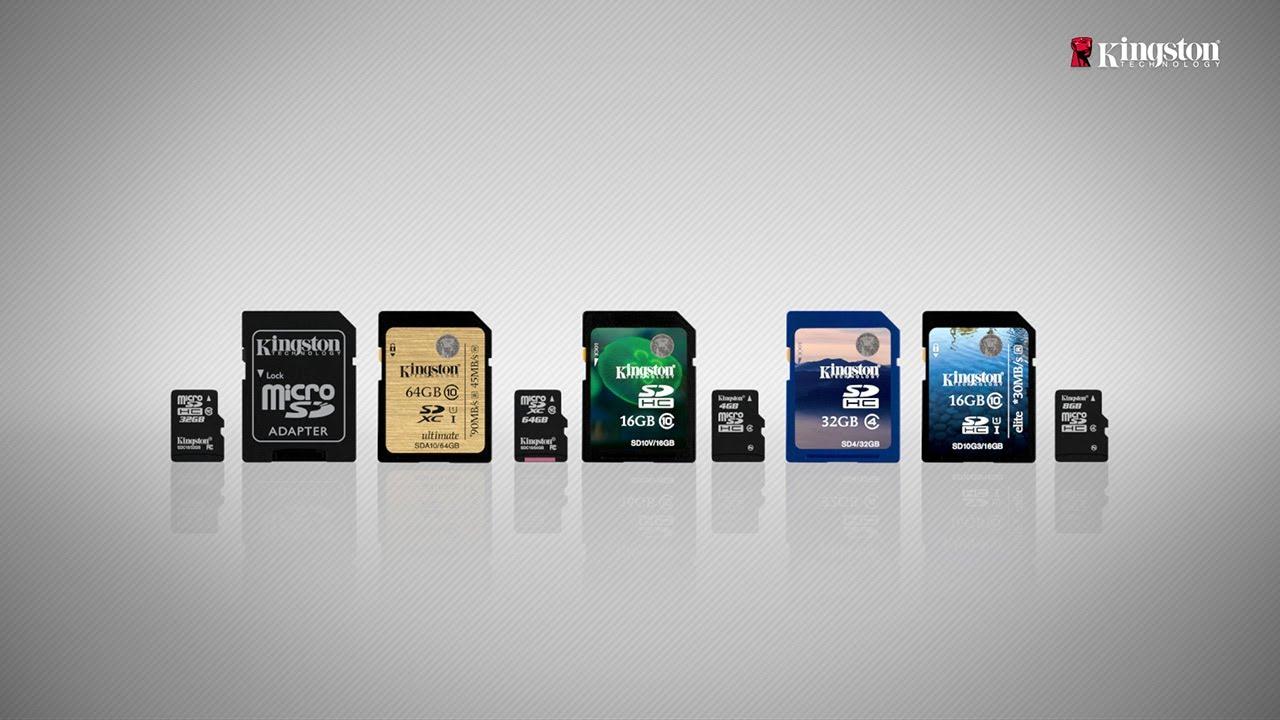 Comment Choisir La Bonne Carte Sd Ou Microsd Pour Votre Téléphone, Tablette  Ou Appareil Photo avec Carte Memoire Tablette