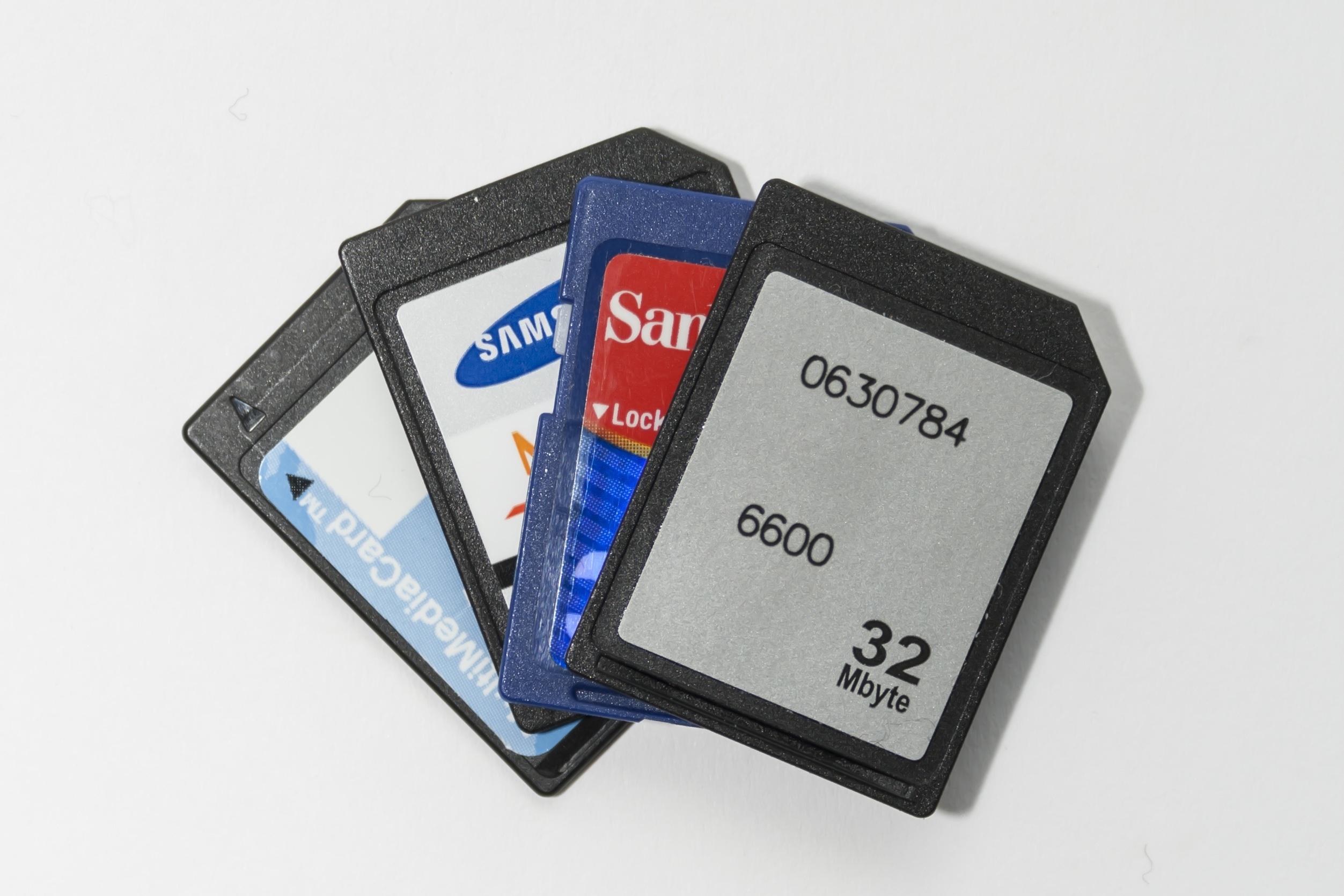 Comment Choisir Une Carte Mémoire Performante ? destiné Carte Memoire Tablette