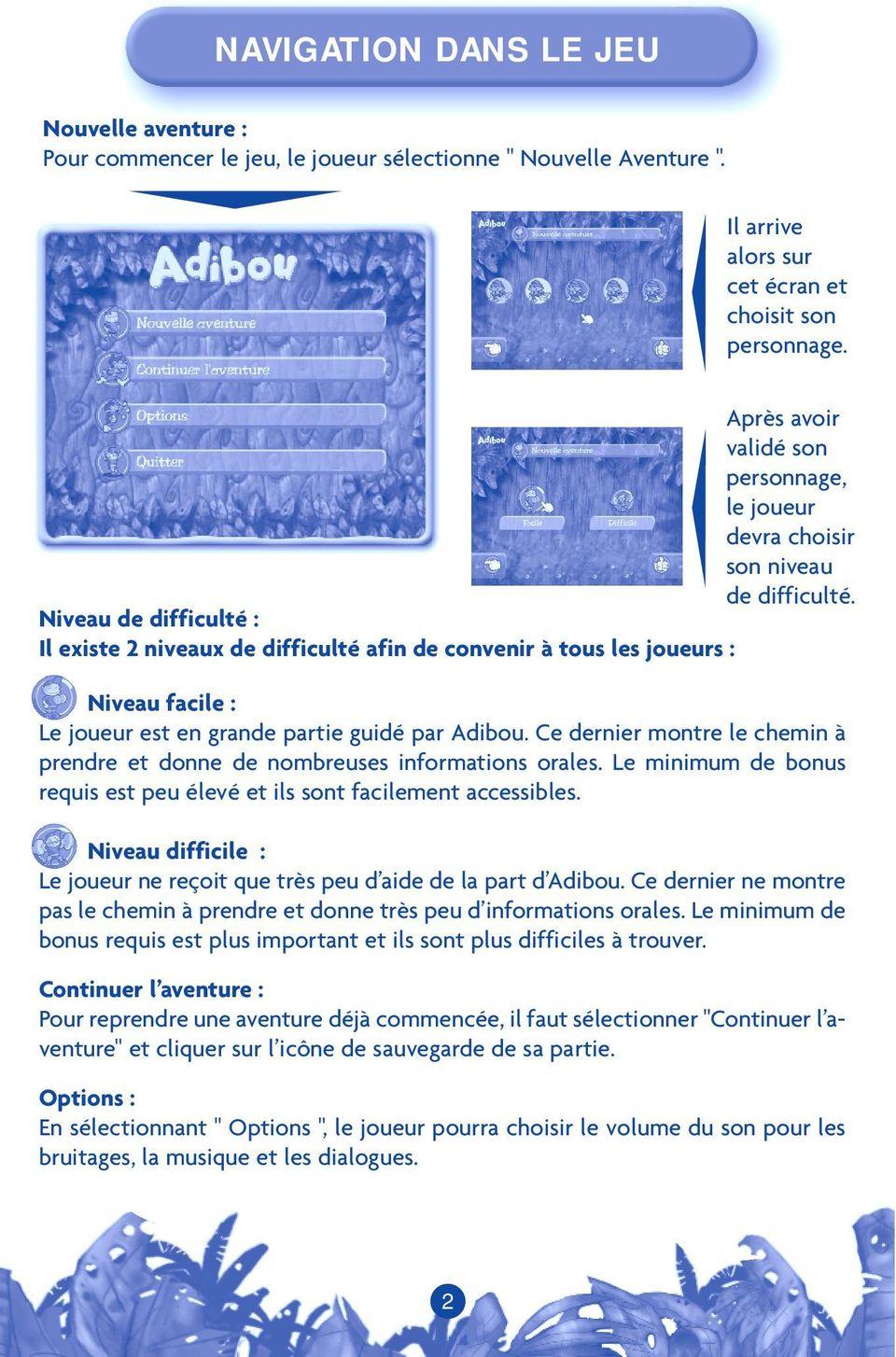 Comment Installer Adibou Et Le Secret De Paziral? - Pdf pour Adibou 2 Télécharger Gratuit