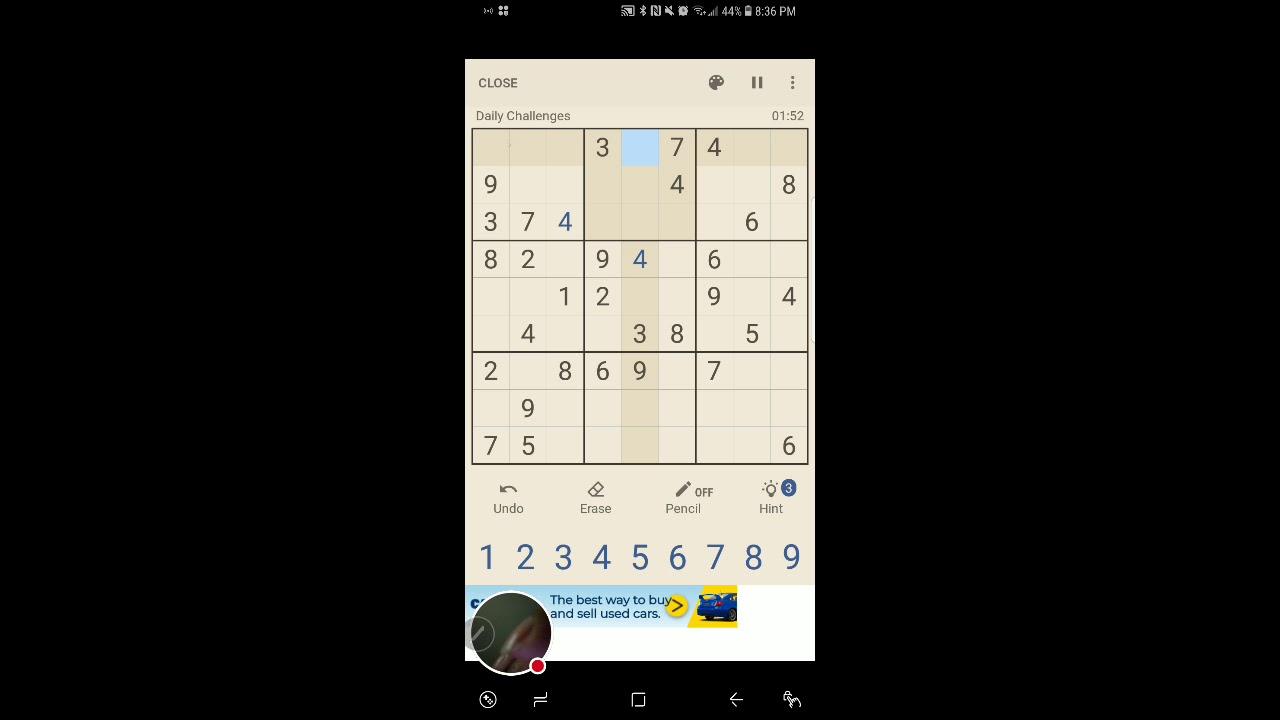 Comment Jouer Au Sudoku - à Comment Jouer Sudoku
