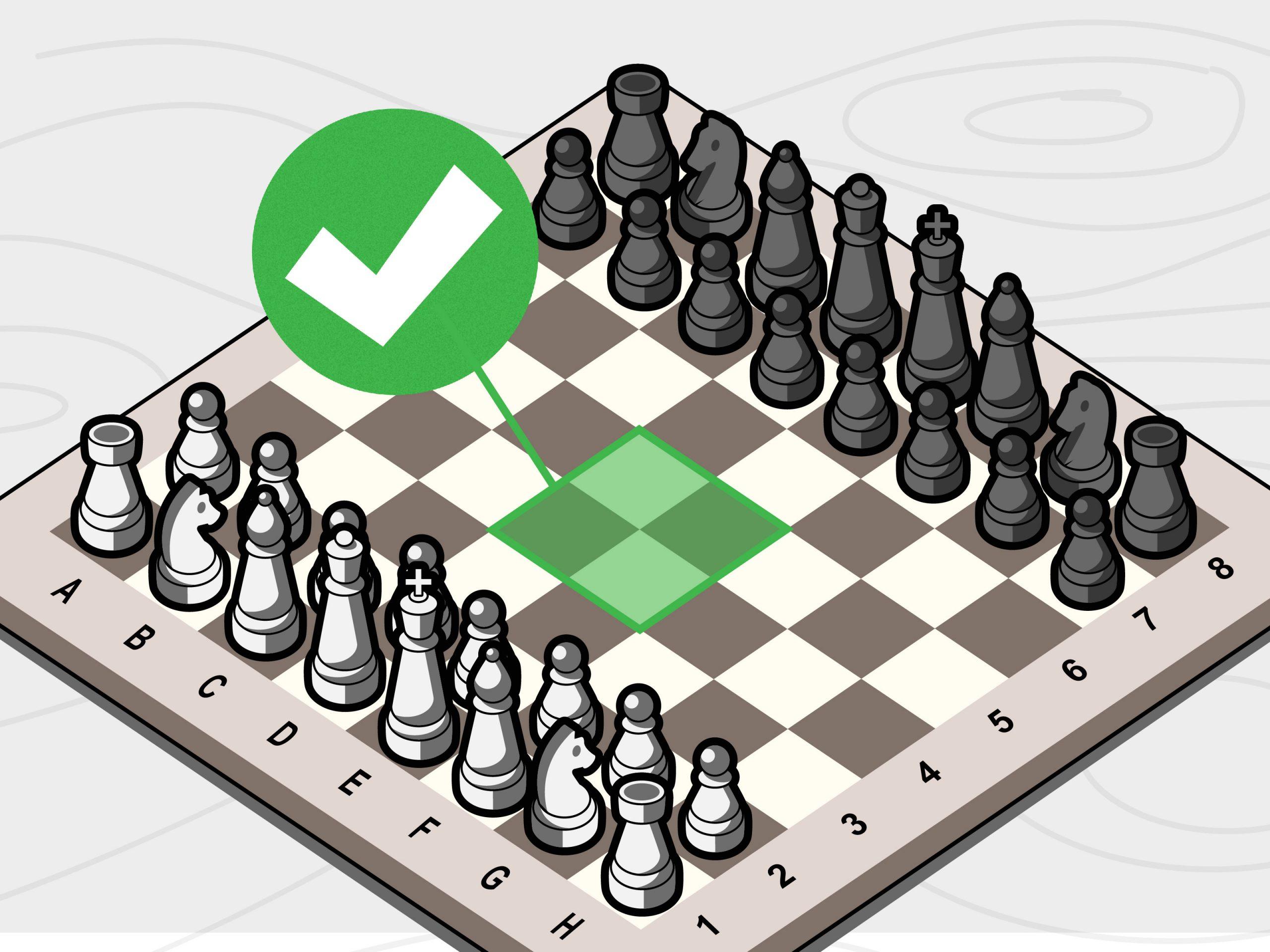 Comment Jouer Aux Échecs (Avec Images) - Wikihow à Puissance 4 En Ligne Gratuit Contre Autre Joueur