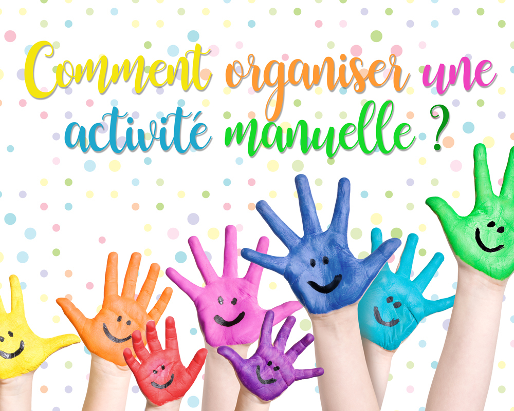 Comment Organiser Une Activité Manuelle ? à Activité Manuelle Rapide Primaire