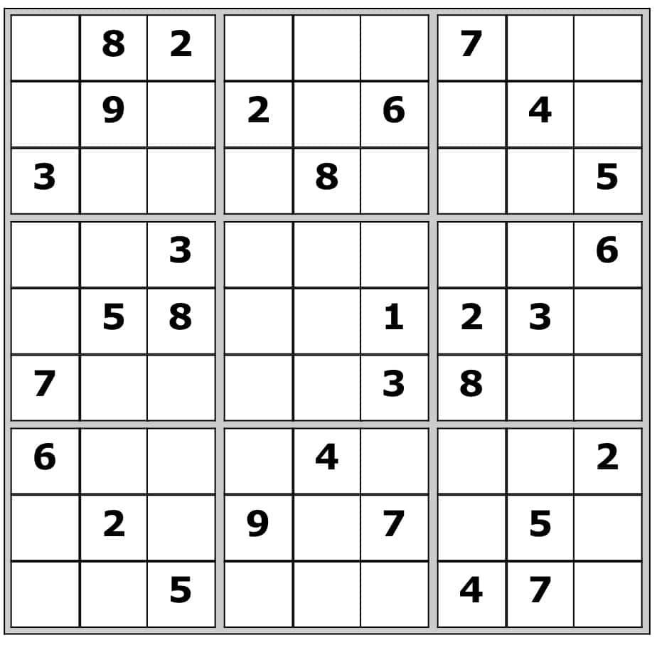 Comment Résoudre Un Sudoku ? dedans Comment Jouer Sudoku
