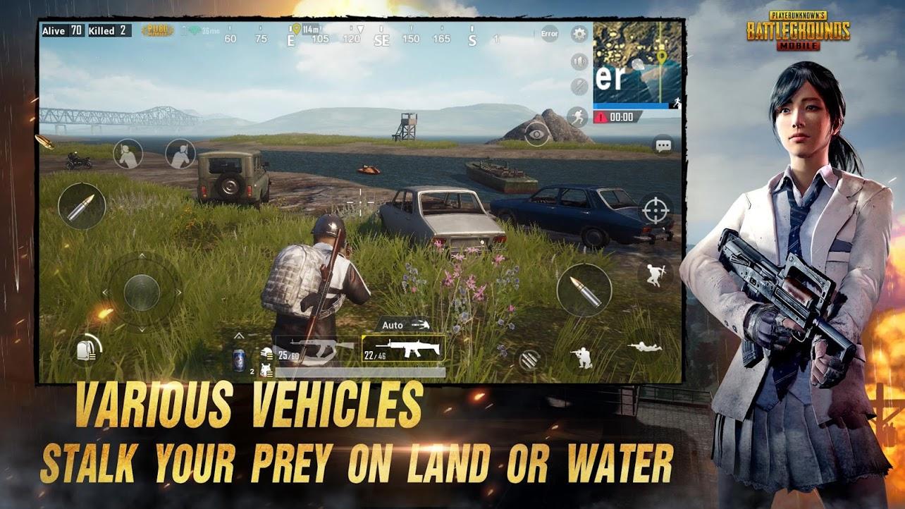 Comment Télécharger Et Jouer À Pubg Mobile Sur Android Et encequiconcerne Jeux Pour Telecharger Sur Pc