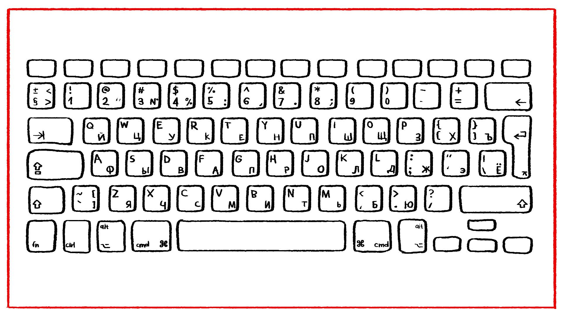 Comment Utiliser Le Clavier Russe Sur Votre Ordinateur serapportantà Clavier Russe En Ligne