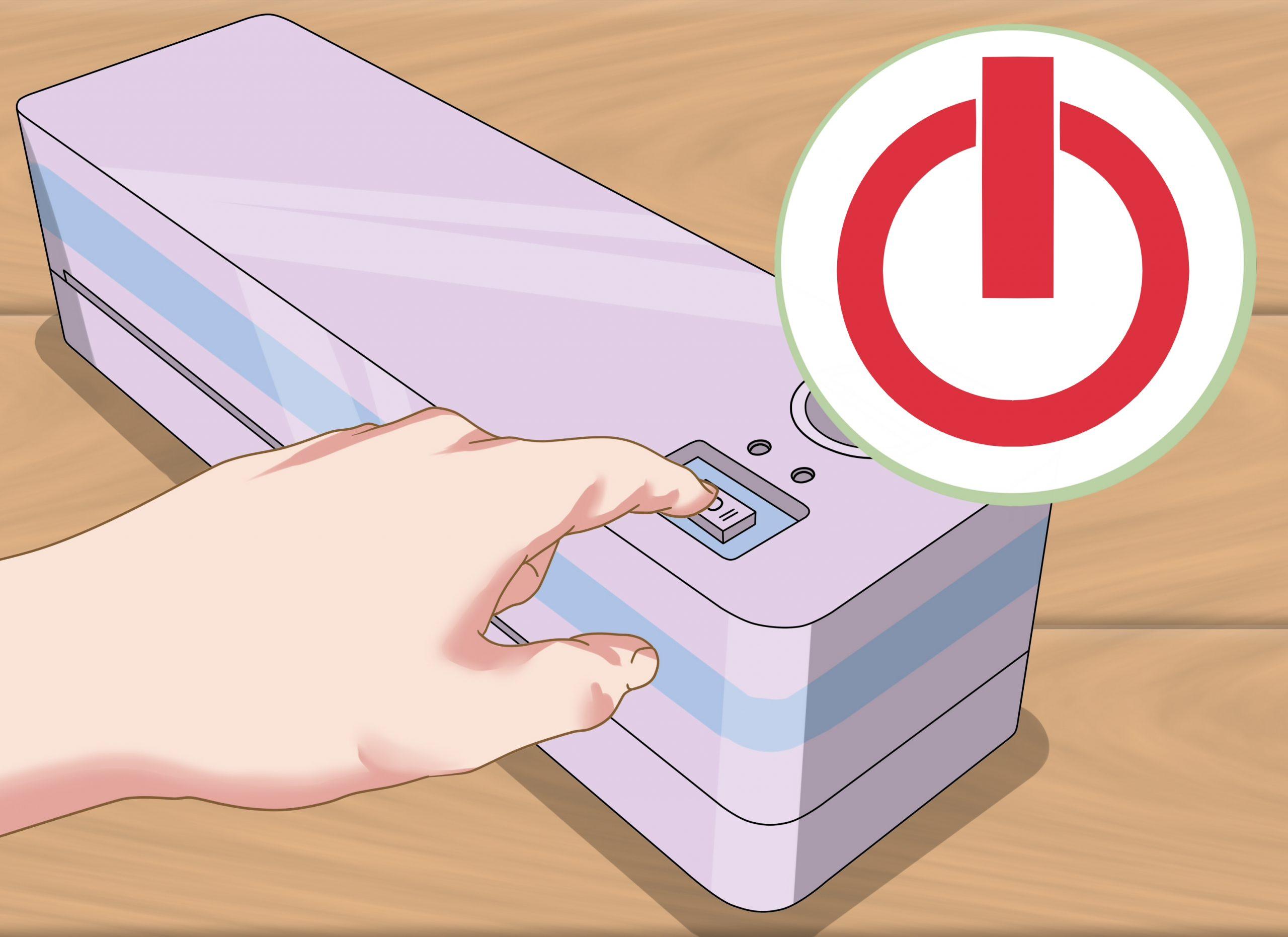 Comment Utiliser Une Plastifieuse: 10 Étapes concernant Papier Plastifié Imprimable