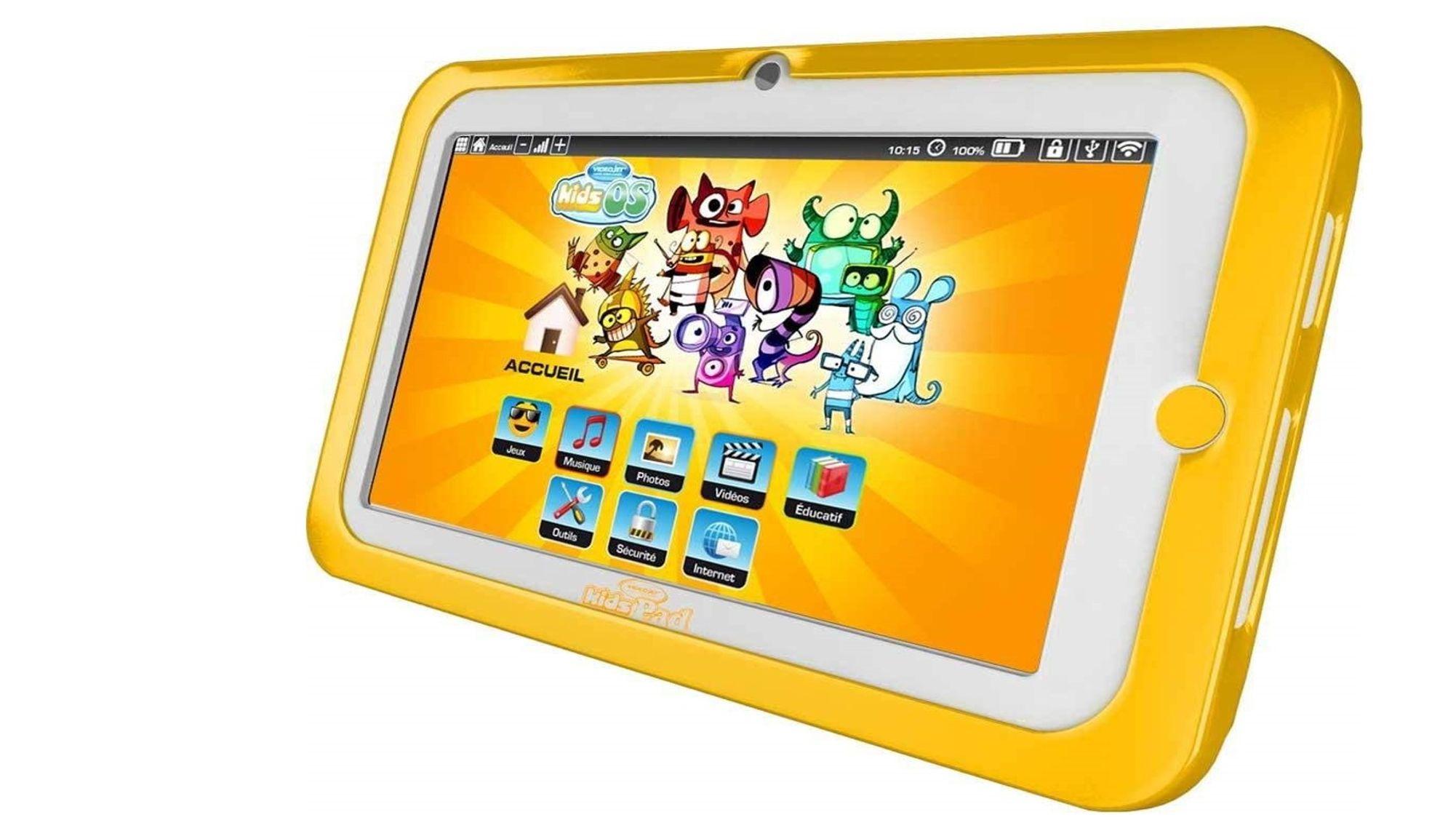 Comparatif : Quelle Tablette Choisir Pour Votre Enfant ? à Tablette Pour Enfant De 4 Ans