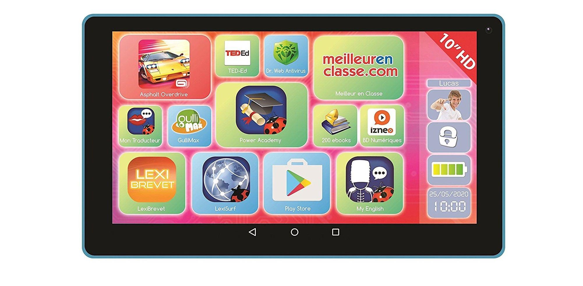 Comparatif : Quelle Tablette Choisir Pour Votre Enfant ? tout Tablette Pour Enfant De 4 Ans