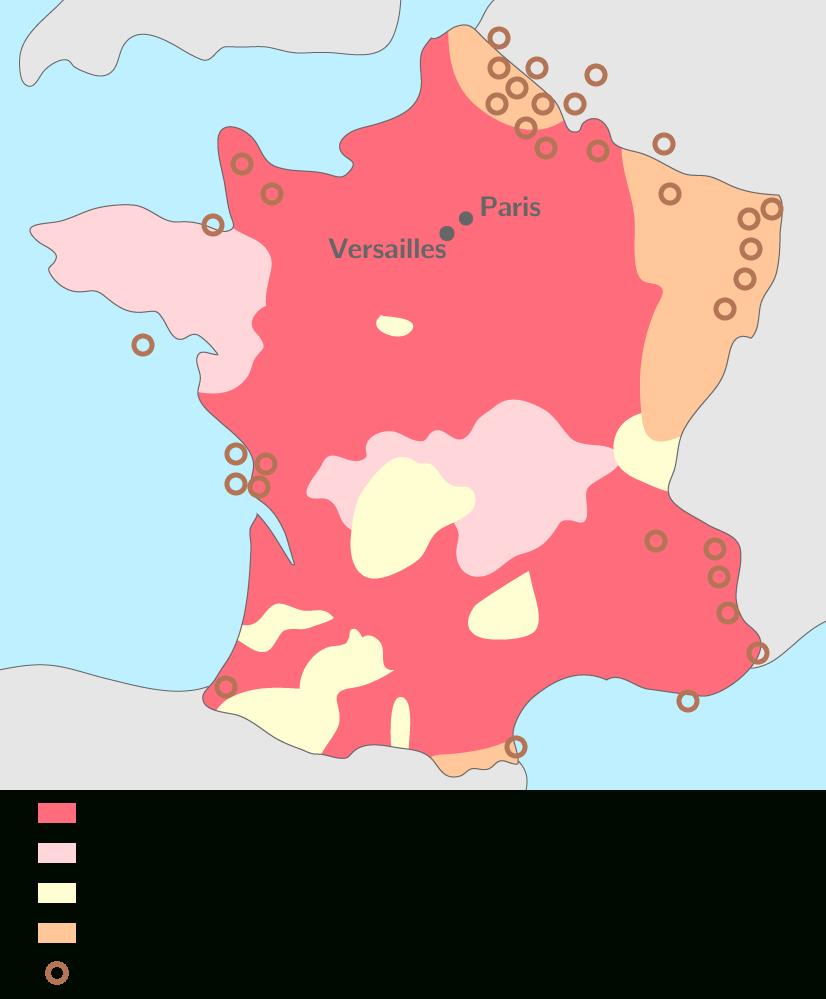 Compléter La Carte De L'évolution Du Royaume De France Du tout Exercice Carte De France