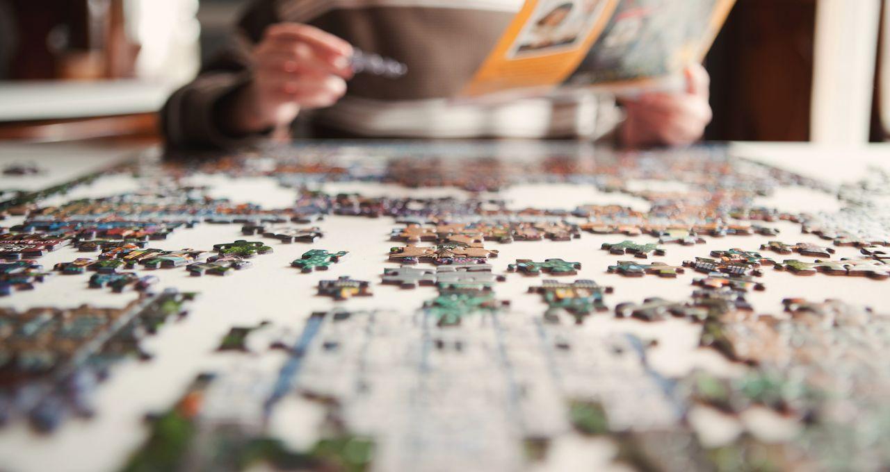 Confinement : La Glorieuse Revanche Du Puzzle destiné Puzzles Gratuits Pour Tous