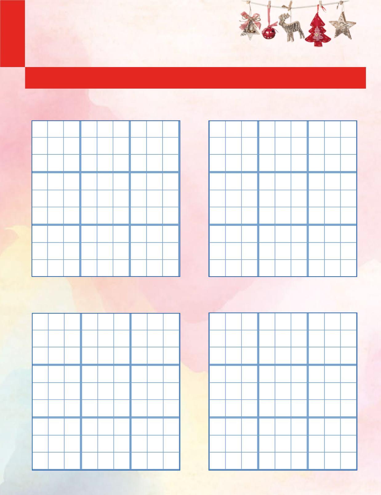 Conso+ N°163 destiné Jeux Sudoku À Imprimer