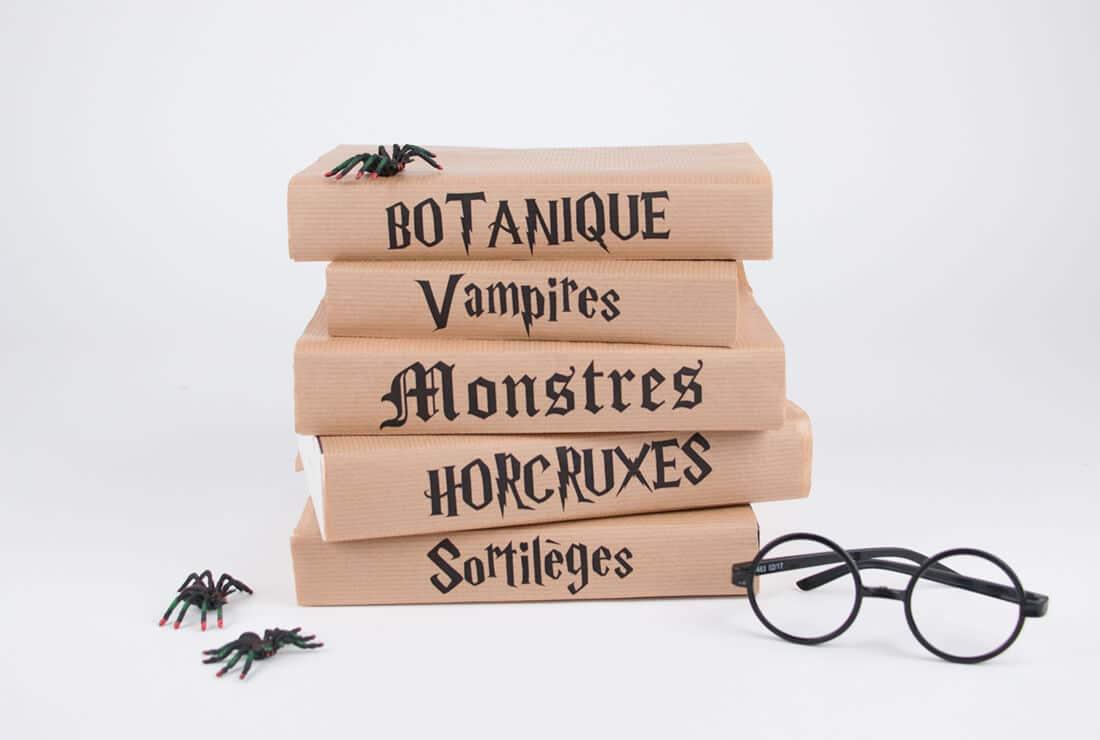 Couvertures De Livres Harry Potter - Diy Gratuit - My Little concernant Imprimer Un Livre Gratuitement