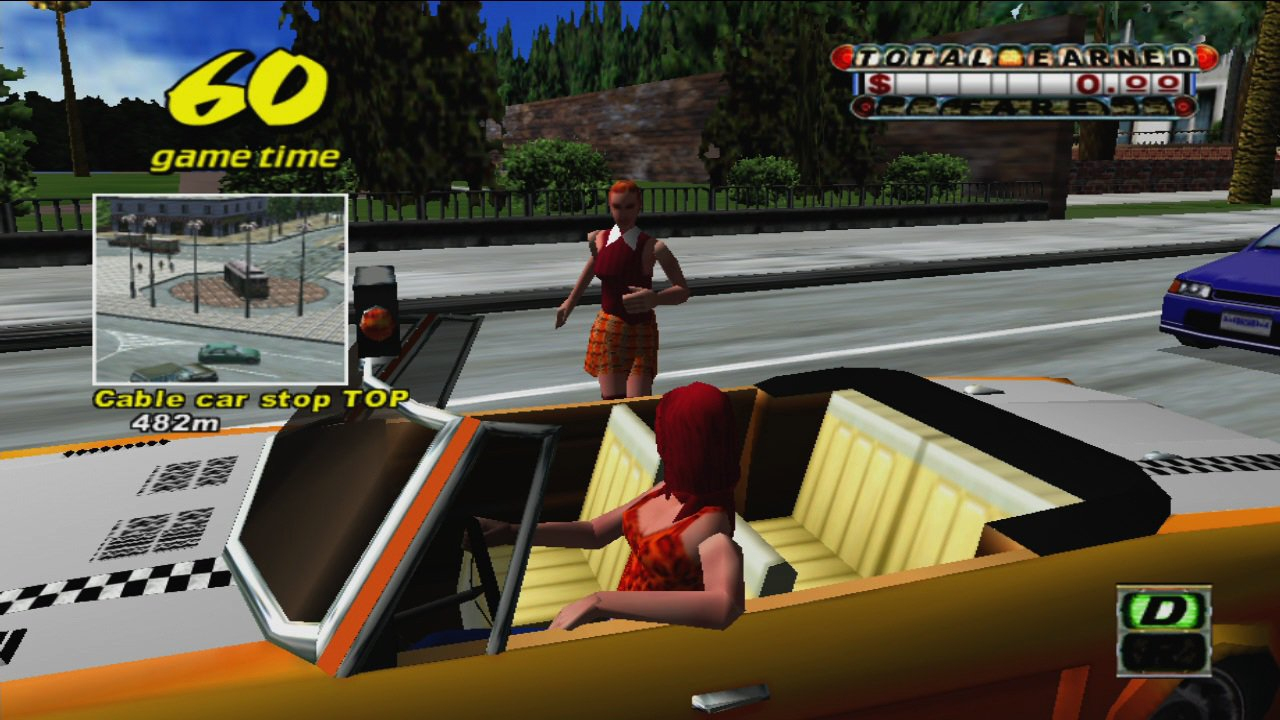 Crazy Taxi - Télécharger Pour Pc Gratuitement dedans Jeux Pour Telecharger Sur Pc