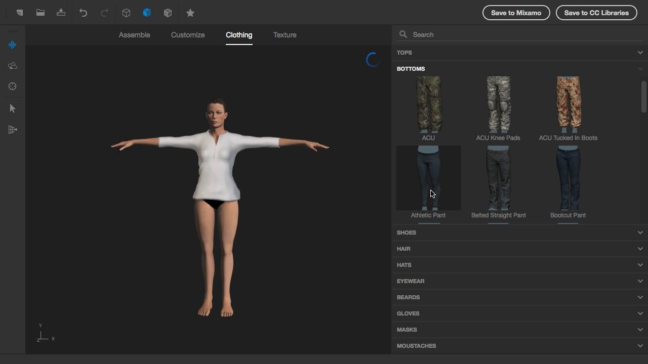Créer Et Animer Un Personnage 3D Quand On N'y Connait Rien! concernant Jeux De Personnage Gratuit