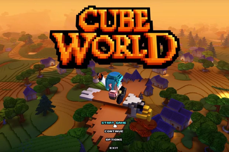 Cube World : Une Bêta Fermée Aura Lieu La Semaine Prochaine tout Jeux En Ligne De Ferme