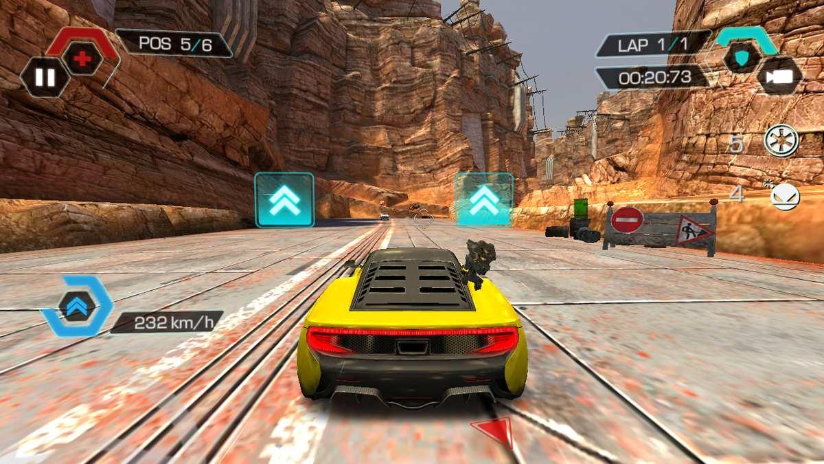 Cyberline Racing : Courses De Voitures Avec Armes destiné Jeu De Voitur De Course