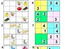 Резултат Слика За Sudoku Za Decu   Sudoku, Words, Word Search pour Sudoku Grande Section