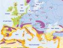 De L'espace Européen Aux Territoires De L'union Européenne à Carte De L Europe En Relief