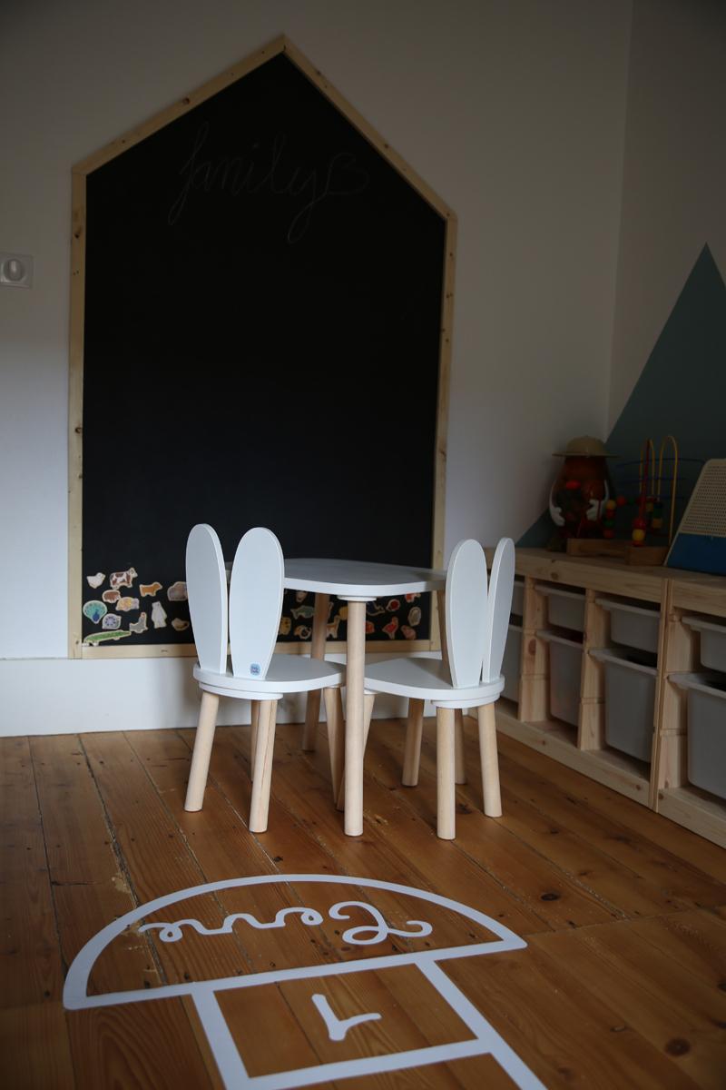 Déco – Aménager Une Salle De Jeux – Le Blog Mode De concernant Jeux De Peinture Pour Fille