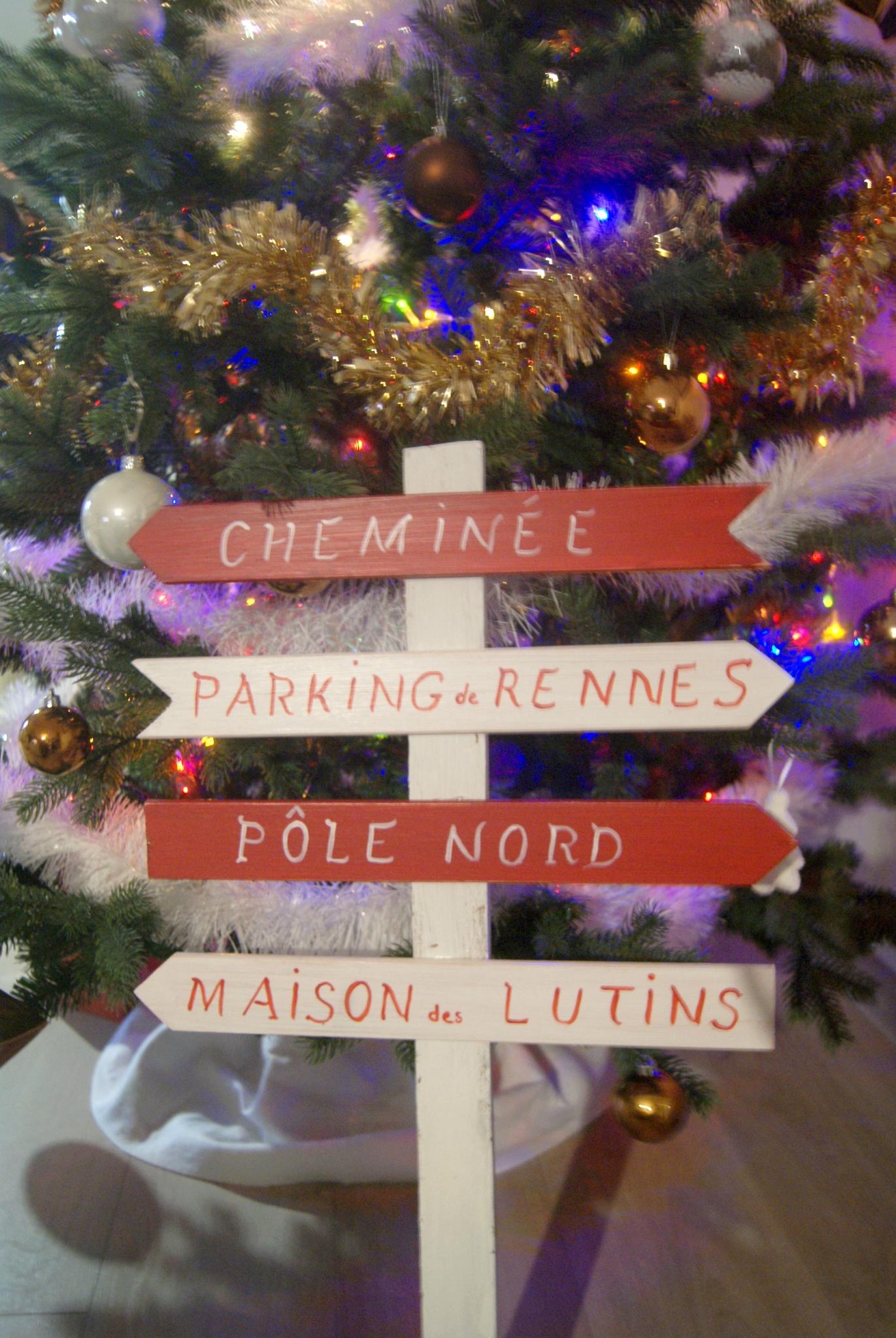 Décoration Noël En Bois - Mon Grain De Sel intérieur Fleche Pour Sapin De Noel