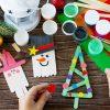 Décorer Son Sapin De Noël Avec Des Objets Fabriqués Par Les à Activités Manuelles Enfant 3 Ans