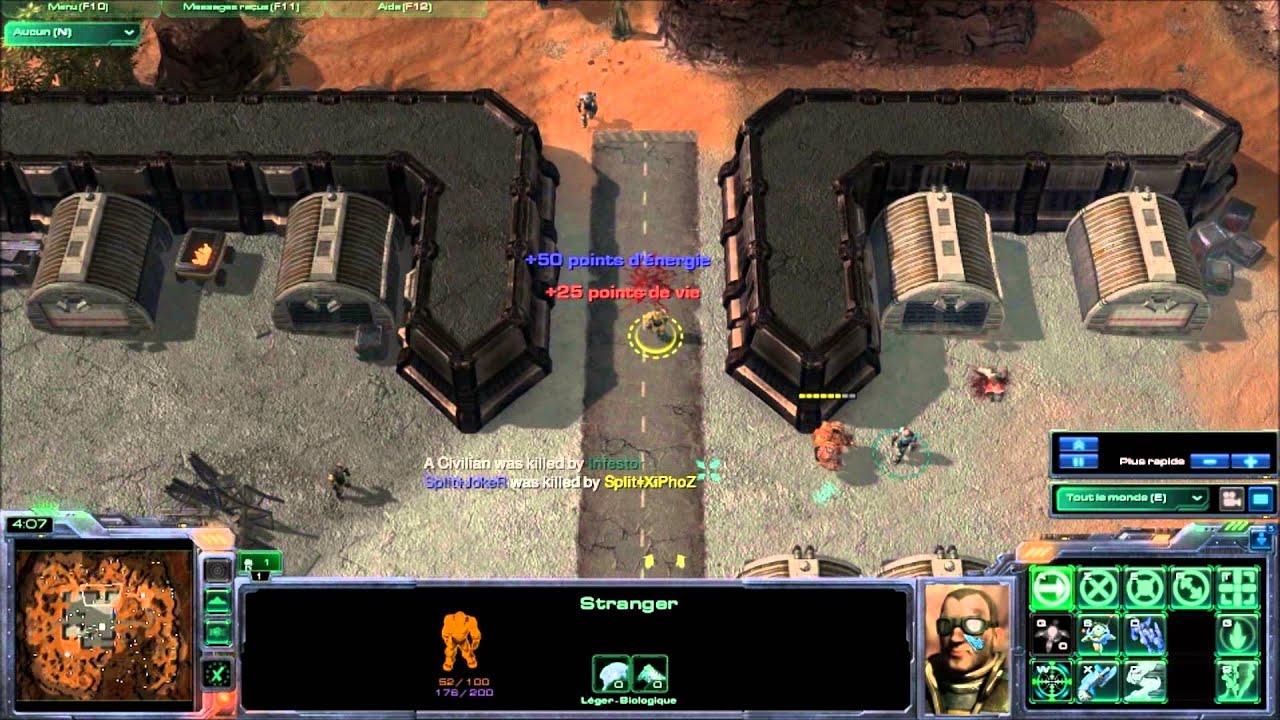 Découverte Des Mini Jeux Sc2 Episode 1 - Assassins tout Mini Jeux Online
