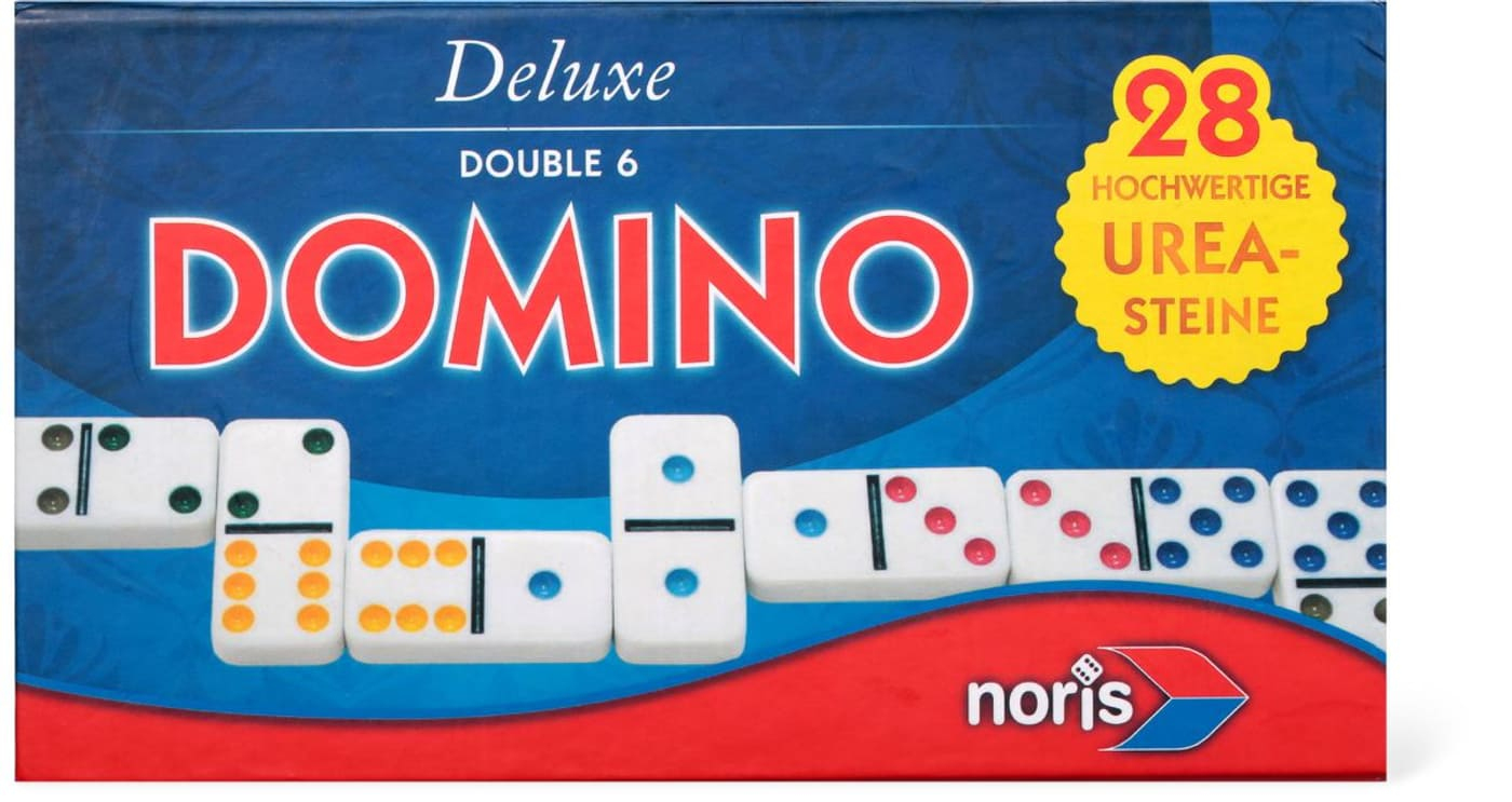 Deluxe Doppel 6 Domino intérieur Jeux Domino Gratuit En Ligne
