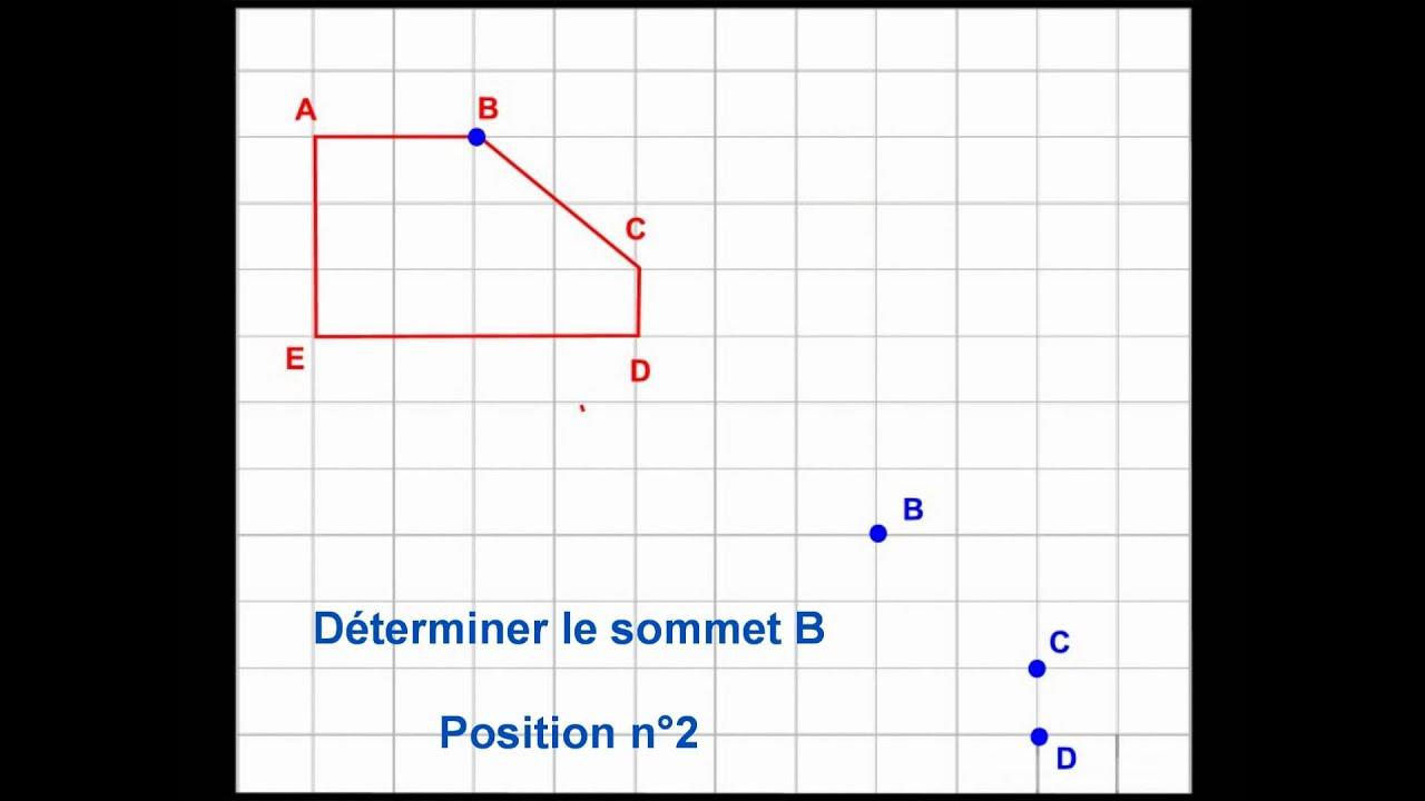 Déplacement D'une Figure Par Translation à Symétrie Ce1 Exercices